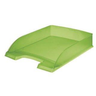 5227 Briefkorb Standard Plus, A4, Polystyrol, grün frost