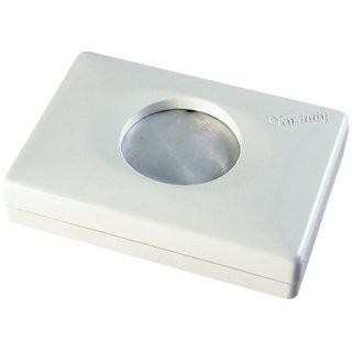 Hygienebeutelspender - Wandmontage, weiß