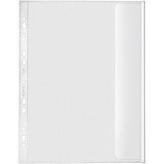 Dokumentenhülle, EURO, A4, PP, glänzend, transparent